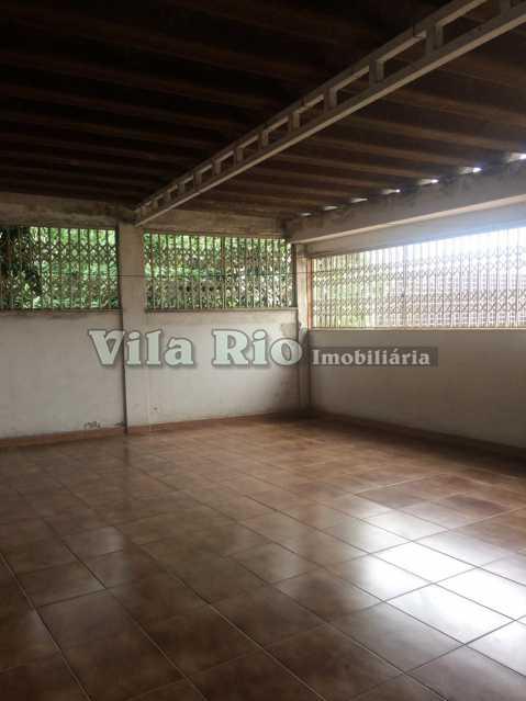 Terraço - Casa Vila Kosmos,Rio de Janeiro,RJ À Venda,2 Quartos,110m² - VCA20044 - 15