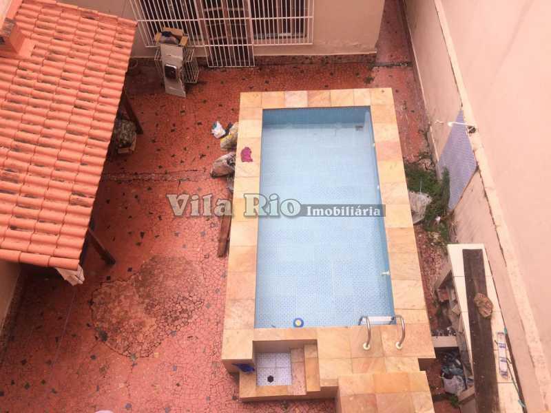 Vista de cima - Casa Vila Kosmos,Rio de Janeiro,RJ À Venda,2 Quartos,110m² - VCA20044 - 16