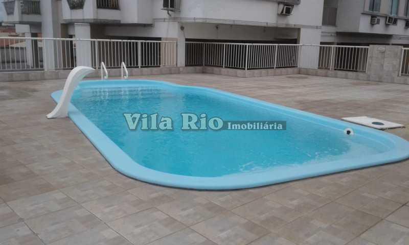 PISCINA. - Cobertura 3 quartos à venda Vila da Penha, Rio de Janeiro - R$ 1.000.000 - VCO30012 - 23