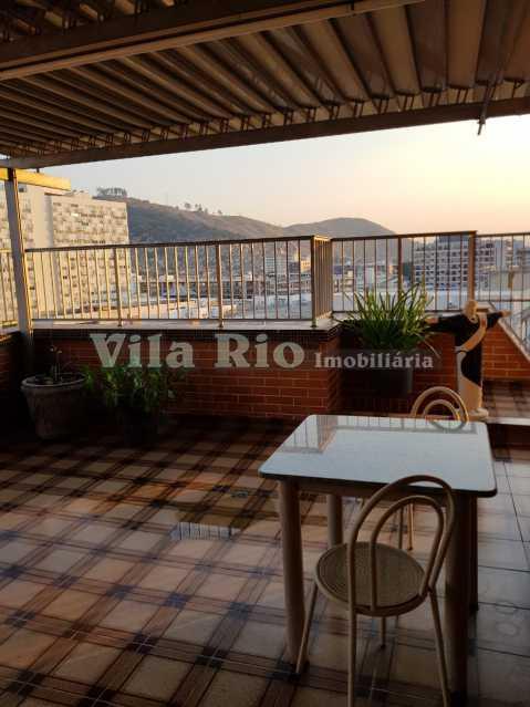 TERRAÇO 1 - Cobertura 3 quartos à venda Vila da Penha, Rio de Janeiro - R$ 1.000.000 - VCO30012 - 26