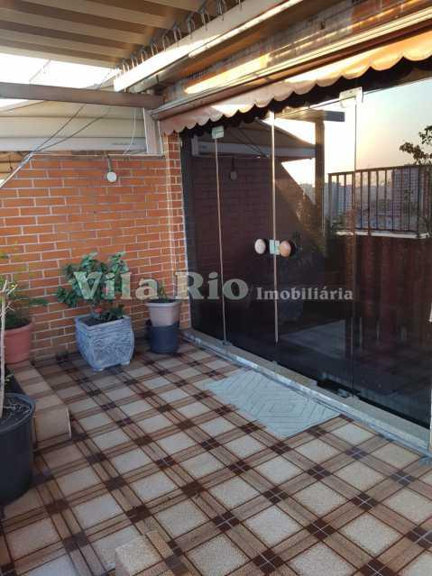 TERRAÇO 2 - Cobertura 3 quartos à venda Vila da Penha, Rio de Janeiro - R$ 1.000.000 - VCO30012 - 1
