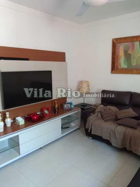 SALA 1. - Casa 3 quartos à venda Braz de Pina, Rio de Janeiro - R$ 780.000 - VCA30054 - 1