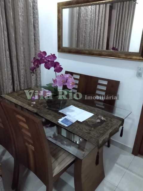 SALA 2. - Casa 3 quartos à venda Braz de Pina, Rio de Janeiro - R$ 780.000 - VCA30054 - 3