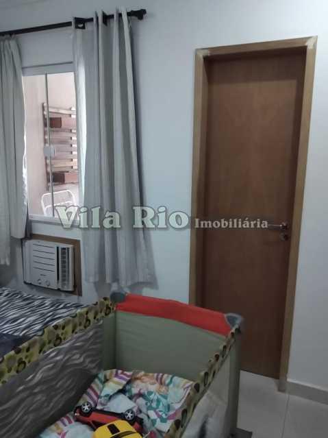 QUARTO 2. - Casa 3 quartos à venda Braz de Pina, Rio de Janeiro - R$ 780.000 - VCA30054 - 8