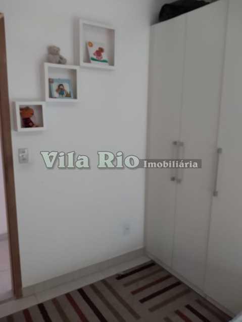 QUARTO 4. - Casa 3 quartos à venda Braz de Pina, Rio de Janeiro - R$ 780.000 - VCA30054 - 10