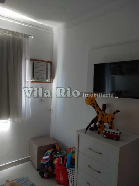 QUARTO 7. - Casa 3 quartos à venda Braz de Pina, Rio de Janeiro - R$ 780.000 - VCA30054 - 13