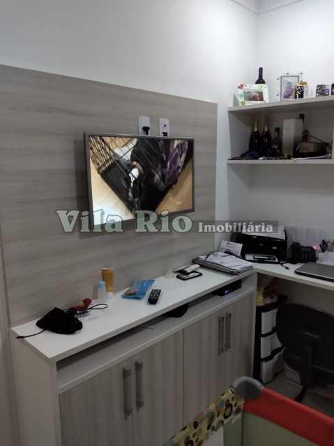 QUARTO 9. - Casa 3 quartos à venda Braz de Pina, Rio de Janeiro - R$ 780.000 - VCA30054 - 15