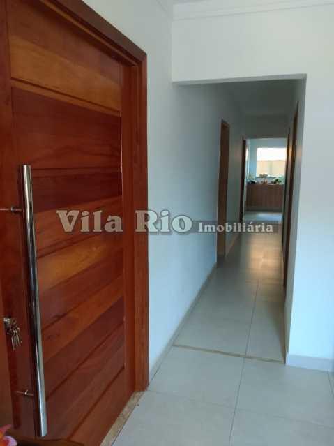 CIRCULAÇÃO. - Casa 3 quartos à venda Braz de Pina, Rio de Janeiro - R$ 780.000 - VCA30054 - 17