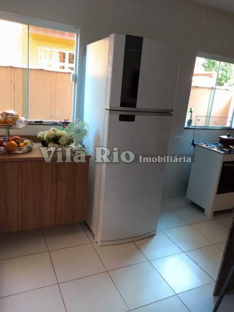 COZINHA 3. - Casa 3 quartos à venda Braz de Pina, Rio de Janeiro - R$ 780.000 - VCA30054 - 20