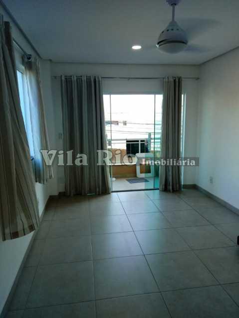 SALA 1. - Apartamento 2 quartos à venda Braz de Pina, Rio de Janeiro - R$ 360.000 - VAP20481 - 1
