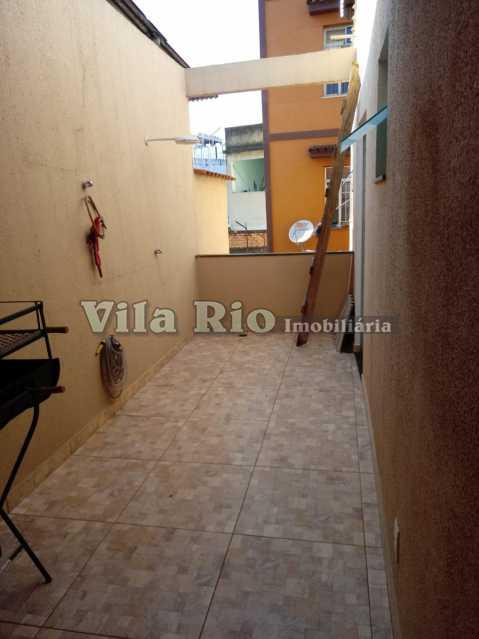 ÁREA 1. - Apartamento 2 quartos à venda Braz de Pina, Rio de Janeiro - R$ 360.000 - VAP20481 - 24