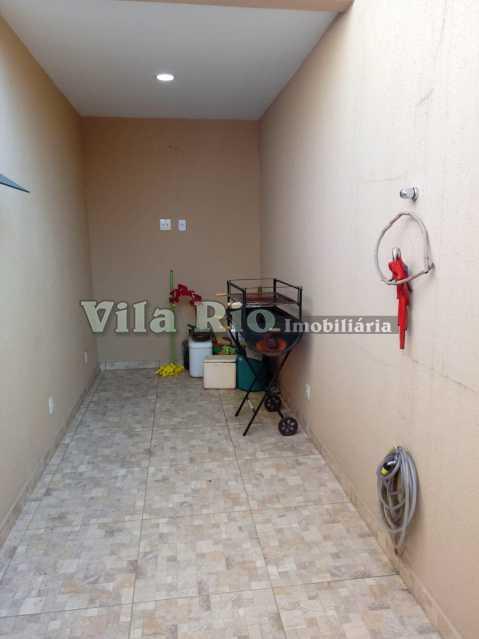 ÁREA 2. - Apartamento 2 quartos à venda Braz de Pina, Rio de Janeiro - R$ 360.000 - VAP20481 - 23