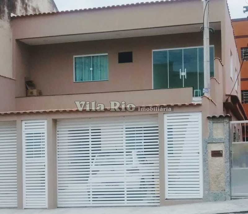 FACHADA. - Apartamento 2 quartos à venda Braz de Pina, Rio de Janeiro - R$ 360.000 - VAP20481 - 28