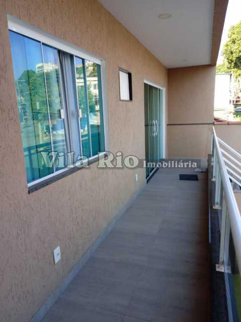 VARANDA 1. - Apartamento 2 quartos à venda Braz de Pina, Rio de Janeiro - R$ 360.000 - VAP20481 - 25