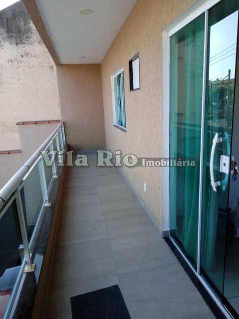 VARANDA 2. - Apartamento 2 quartos à venda Braz de Pina, Rio de Janeiro - R$ 360.000 - VAP20481 - 26