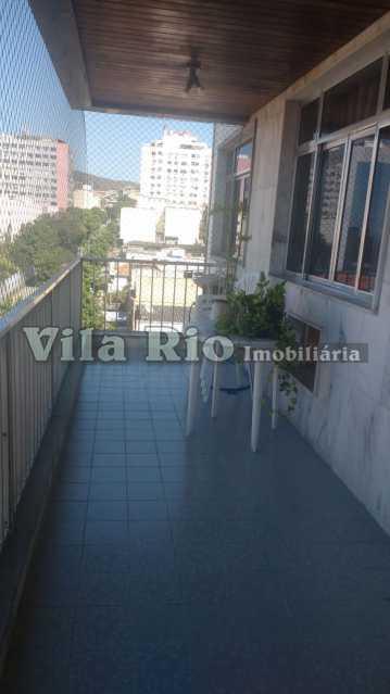 VARANDA - Apartamento 3 quartos à venda Olaria, Rio de Janeiro - R$ 570.000 - VAP30141 - 25