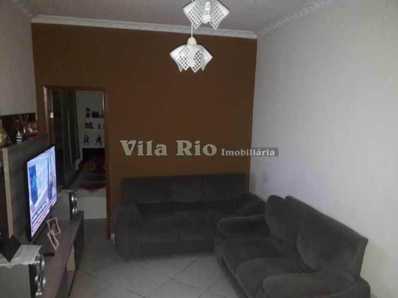 SALA 1. - Apartamento 2 quartos à venda Penha Circular, Rio de Janeiro - R$ 240.000 - VAP20482 - 1