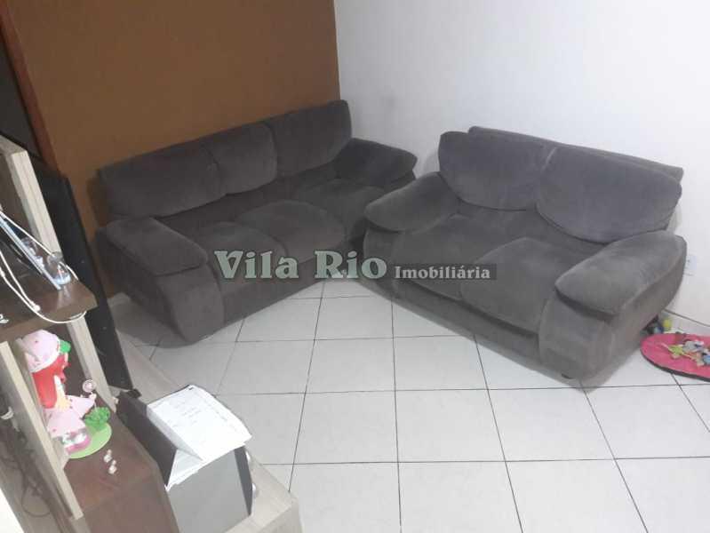 SALA 4. - Apartamento 2 quartos à venda Penha Circular, Rio de Janeiro - R$ 240.000 - VAP20482 - 5