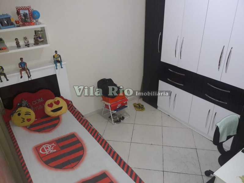 QUARTO 2. - Apartamento 2 quartos à venda Penha Circular, Rio de Janeiro - R$ 240.000 - VAP20482 - 8