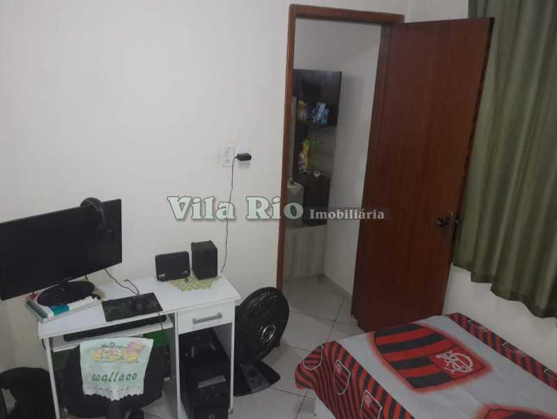 QUARTO 3. - Apartamento 2 quartos à venda Penha Circular, Rio de Janeiro - R$ 240.000 - VAP20482 - 9