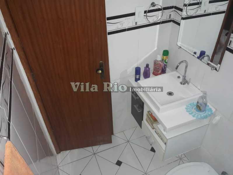 BANHEIRO 1. - Apartamento 2 quartos à venda Penha Circular, Rio de Janeiro - R$ 240.000 - VAP20482 - 13