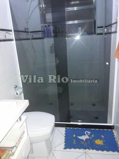 BANHEIRO. - Apartamento 2 quartos à venda Penha Circular, Rio de Janeiro - R$ 240.000 - VAP20482 - 16