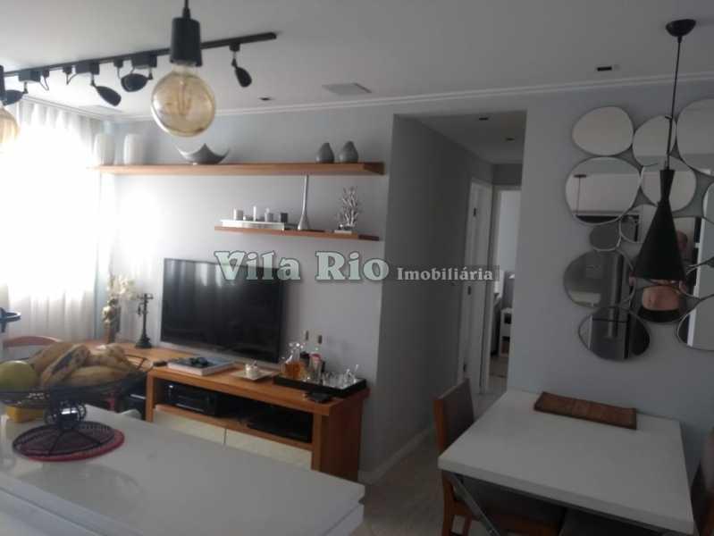 SALA 1. - Apartamento 2 quartos à venda Cordovil, Rio de Janeiro - R$ 239.000 - VAP20486 - 1