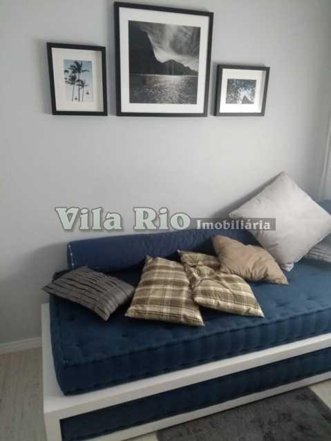 QUARTO 1. - Apartamento 2 quartos à venda Cordovil, Rio de Janeiro - R$ 239.000 - VAP20486 - 6