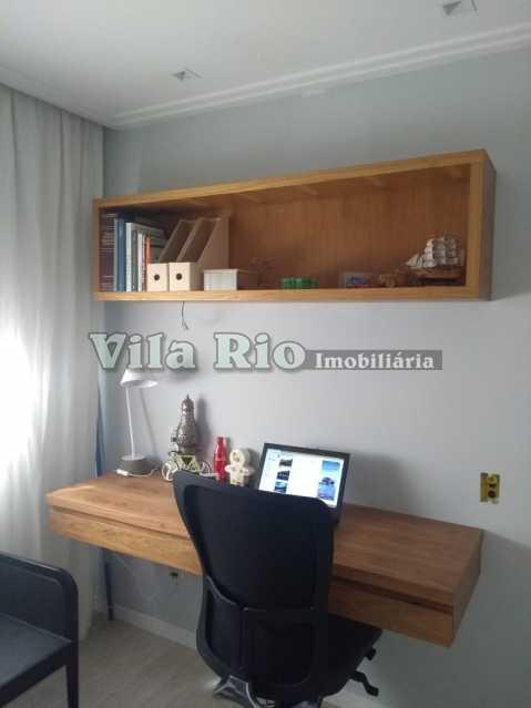 QUARTO 2. - Apartamento 2 quartos à venda Cordovil, Rio de Janeiro - R$ 239.000 - VAP20486 - 7