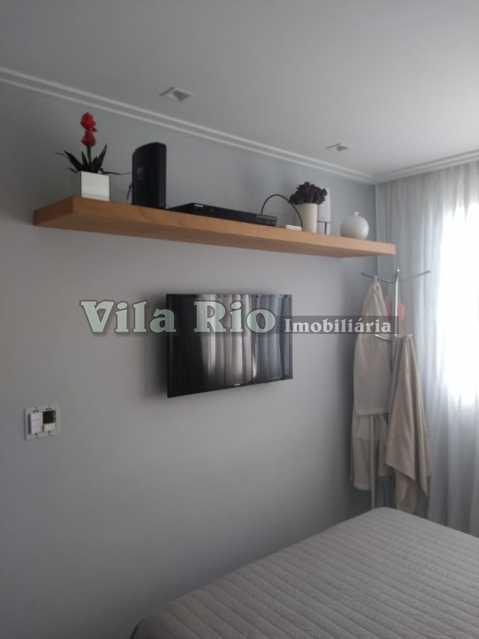 QUARTO 6. - Apartamento 2 quartos à venda Cordovil, Rio de Janeiro - R$ 239.000 - VAP20486 - 11