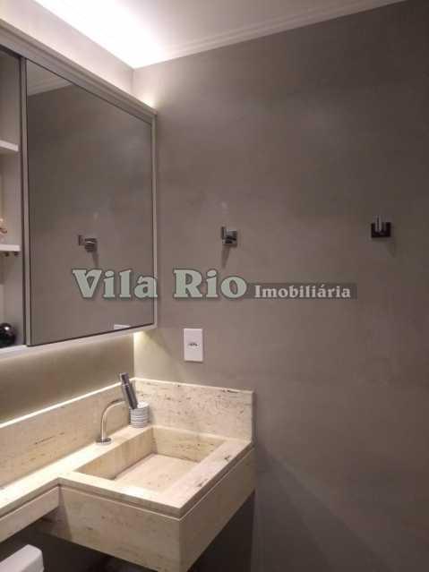 BANHEIRO 1. - Apartamento 2 quartos à venda Cordovil, Rio de Janeiro - R$ 239.000 - VAP20486 - 14