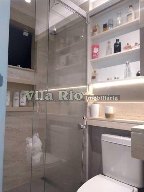 BANHEIRO 3. - Apartamento 2 quartos à venda Cordovil, Rio de Janeiro - R$ 239.000 - VAP20486 - 16