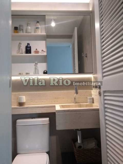BANHEIRO 4. - Apartamento 2 quartos à venda Cordovil, Rio de Janeiro - R$ 239.000 - VAP20486 - 17