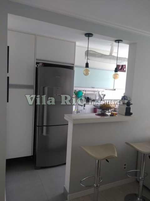 COZINHA. - Apartamento 2 quartos à venda Cordovil, Rio de Janeiro - R$ 239.000 - VAP20486 - 20