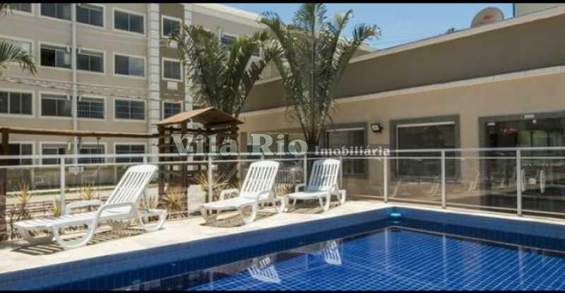 PISCINA. - Apartamento 2 quartos à venda Cordovil, Rio de Janeiro - R$ 239.000 - VAP20486 - 21