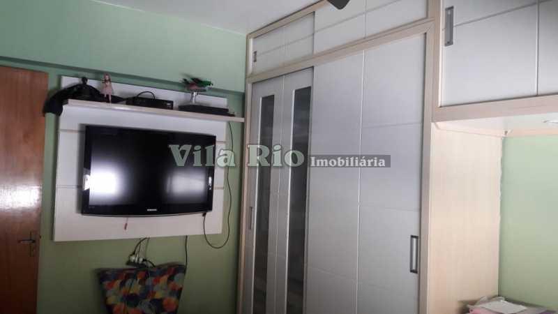 QUARTO 3 - Apartamento 2 quartos à venda Vista Alegre, Rio de Janeiro - R$ 290.000 - VAP20487 - 7