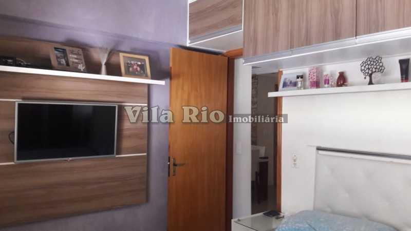 QUARTO 4 - Apartamento 2 quartos à venda Vista Alegre, Rio de Janeiro - R$ 290.000 - VAP20487 - 8