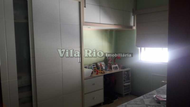 QUARTO - Apartamento 2 quartos à venda Vista Alegre, Rio de Janeiro - R$ 290.000 - VAP20487 - 9
