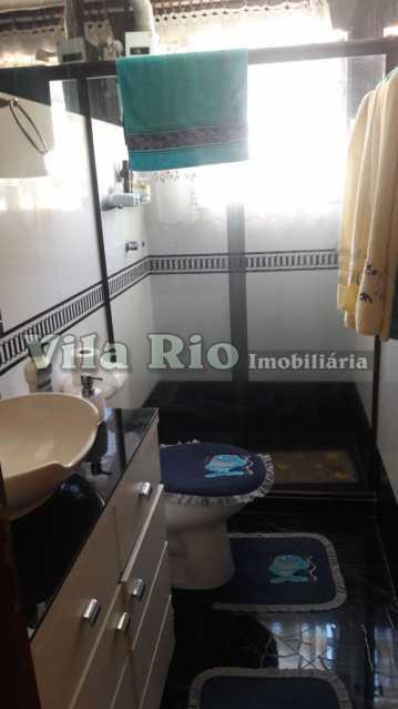 BANHEIRO - Apartamento Vista Alegre,Rio de Janeiro,RJ À Venda,2 Quartos,70m² - VAP20487 - 10