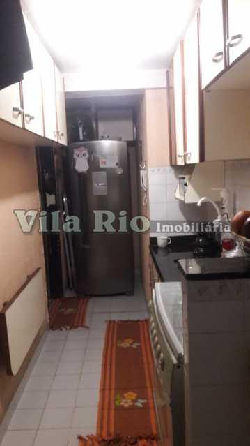 COZINHA 2 - Apartamento 2 quartos à venda Vista Alegre, Rio de Janeiro - R$ 290.000 - VAP20487 - 11
