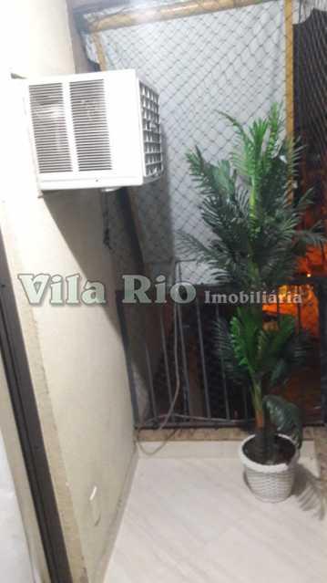 VARANDA - Apartamento Vista Alegre,Rio de Janeiro,RJ À Venda,2 Quartos,70m² - VAP20487 - 14