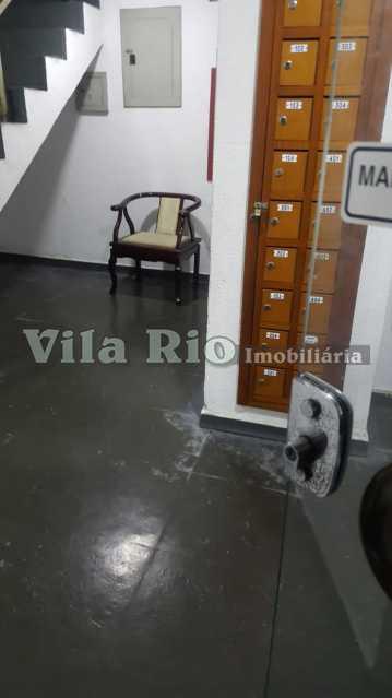 HALL 2 - Apartamento 2 quartos à venda Vista Alegre, Rio de Janeiro - R$ 290.000 - VAP20487 - 17