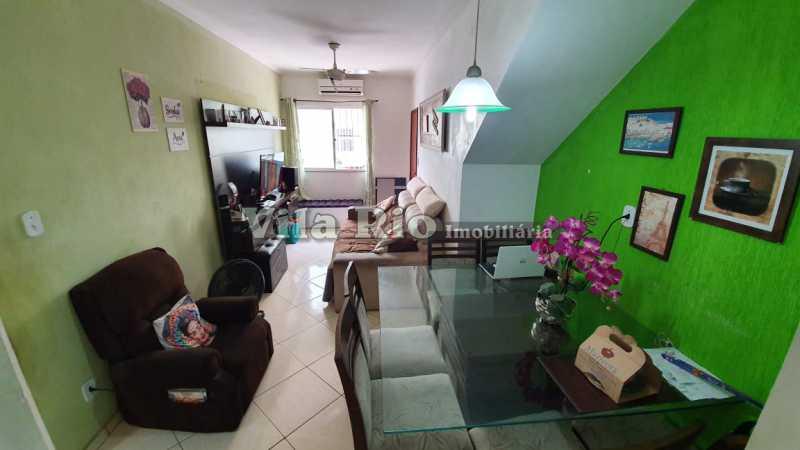 Sala - Casa em Condomínio 2 quartos à venda Colégio, Rio de Janeiro - R$ 200.000 - VCN20031 - 3