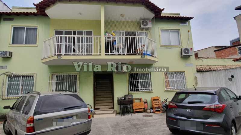 Garagem1 - Casa em Condomínio 2 quartos à venda Colégio, Rio de Janeiro - R$ 200.000 - VCN20031 - 1
