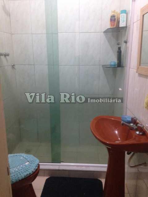 BANHEIRO - Apartamento 2 Quartos À Venda Méier, Rio de Janeiro - R$ 215.000 - VAP20489 - 19