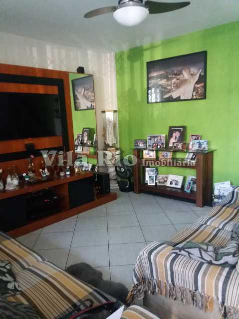 SALA 1 - Casa 3 quartos à venda Vila da Penha, Rio de Janeiro - R$ 690.000 - VCA30053 - 1