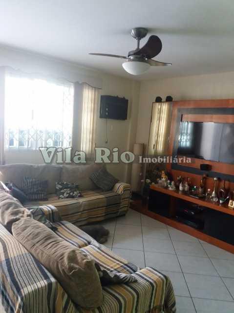 SALA 2 - Casa 3 quartos à venda Vila da Penha, Rio de Janeiro - R$ 690.000 - VCA30053 - 3