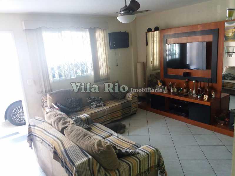 SALA 3 - Casa 3 quartos à venda Vila da Penha, Rio de Janeiro - R$ 690.000 - VCA30053 - 4