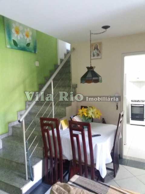 SALA 4 - Casa 3 quartos à venda Vila da Penha, Rio de Janeiro - R$ 690.000 - VCA30053 - 5