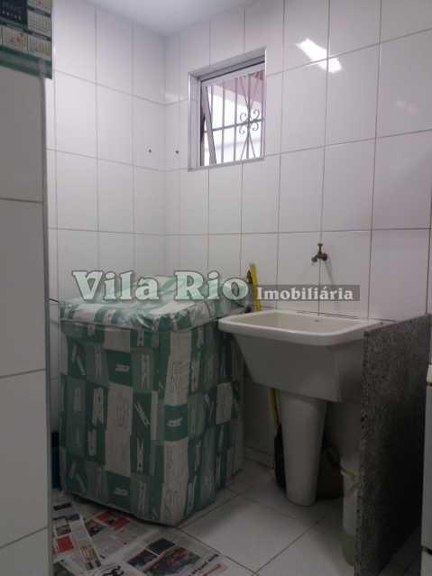 ÁREA - Casa 3 quartos à venda Vila da Penha, Rio de Janeiro - R$ 690.000 - VCA30053 - 21
